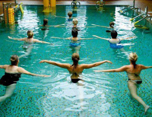 Fluid Zen (Qigong and Tai Chi in the water)
